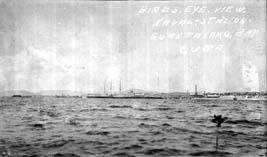 Birds' Eye View (Hill), Naval Station, Guantanamo Bay, Cuba, 1915