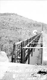 Target Elevator, Target Range, Guantanamo Bay, Cuba, 1915
